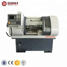 2020 economical small cnc lathe bench cnc torno CK6132A with low price