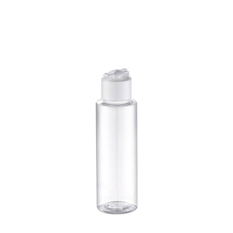 cheap clear 30ml 50ml 60ml 70ml 80ml 100ml 150ml 200ml 300ml 400ml 500ml PET shampoo hair conditioner bottle with flip top cap