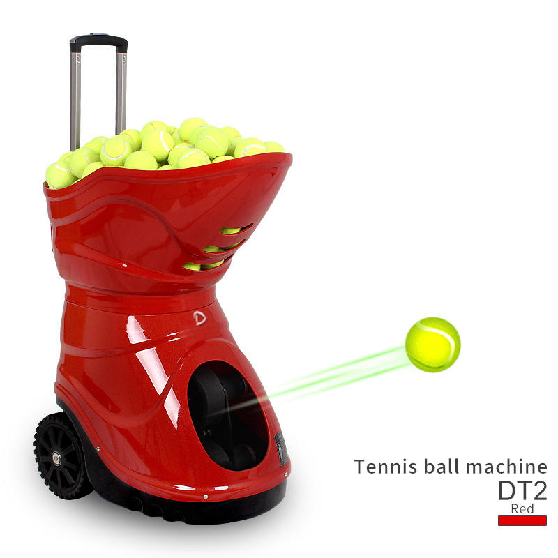 NEW automatic tennis ball shooting machines for sale with remote control DT5