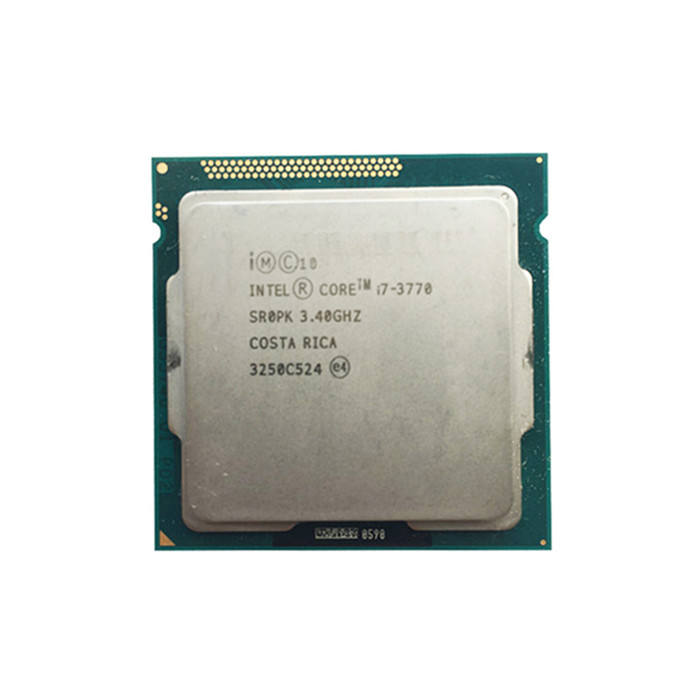 Intel Core i3-i5-i7 Series 1155 Socket CPU Core i7-3770