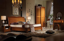 BISINI Luxury Complete Wood Furniture Bed Room