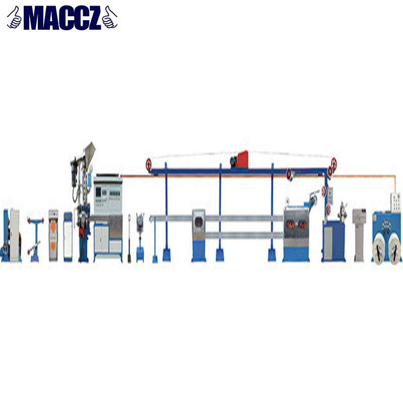cable production machine wire cable machine