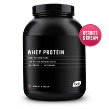 Whey Protein Ultra Protein Blend - Berries & Cream