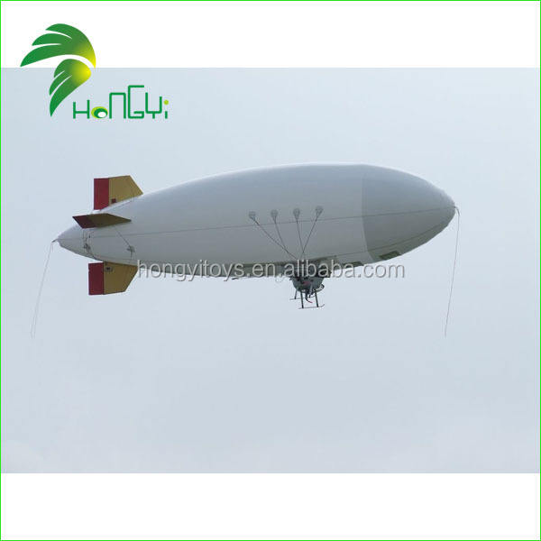 6M inflatable RC airship/dirigible/blimp