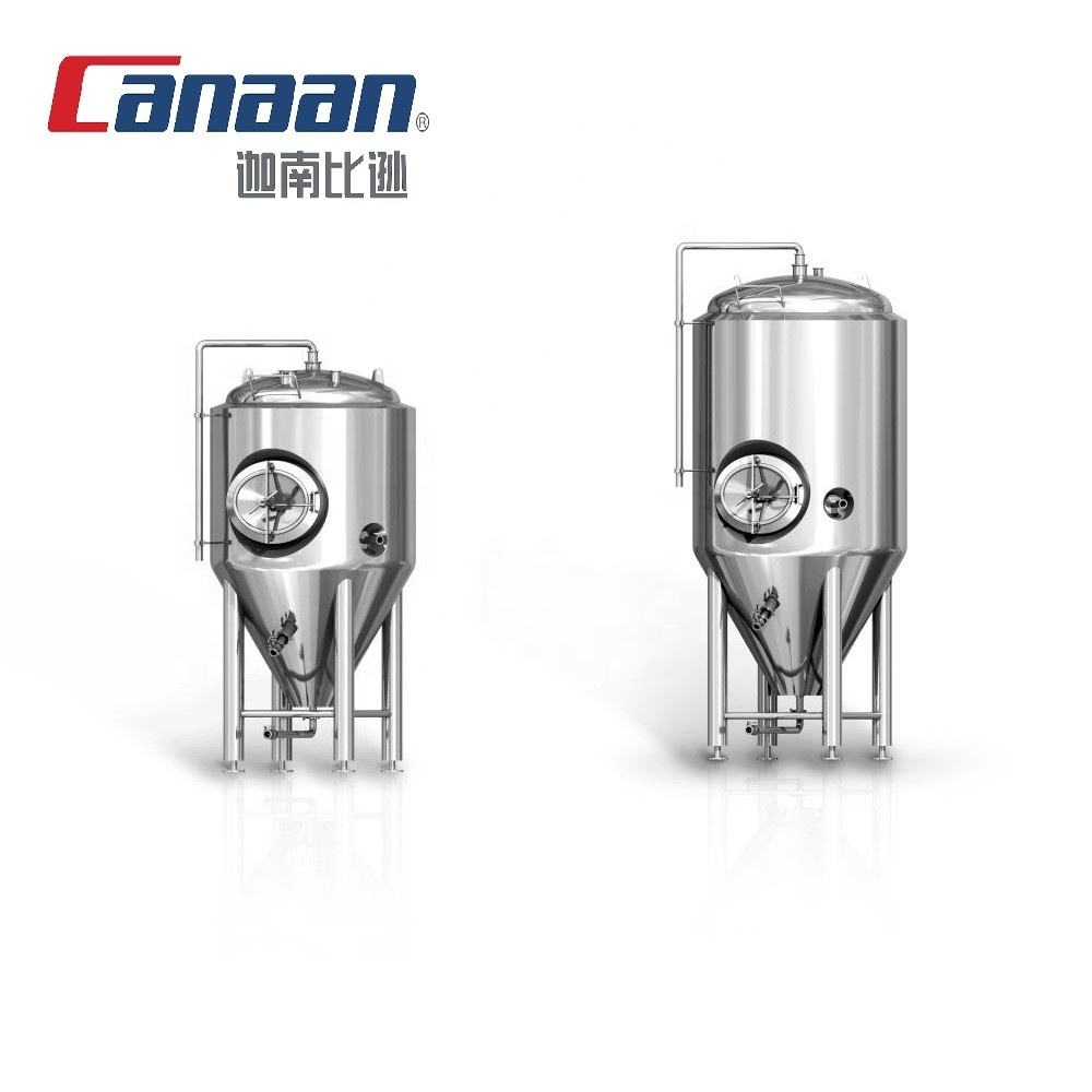 50L 100L 200L Beer Fermenting Kit Conical Fermenter, Beer Fermentation Tank for Beer Brewing