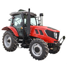 farm 100hp 110hp 120hp 4WD tractor with TD  chasis