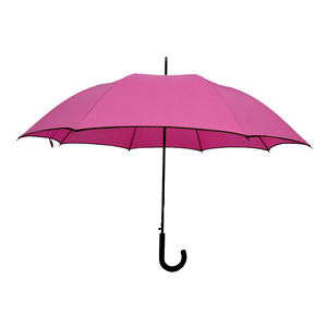 Custom logo straight umbrella promotional long umbrella dress