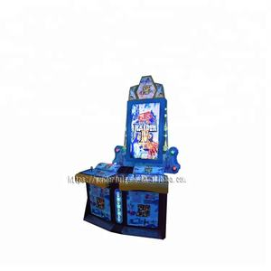 Raiden IV Indoor Arcade Schieten Vliegtuig Kast Game Machine 32 of 42 inch LCD Muntautomaat Video Game Voor 2 spelers