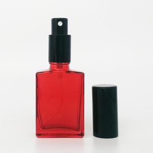 15 ml 25 ml 35 ml 30 ml 50 ml 100 ml rood glas perfrme essentiële olie serum pomp druk spuitfles continue mist spray fles