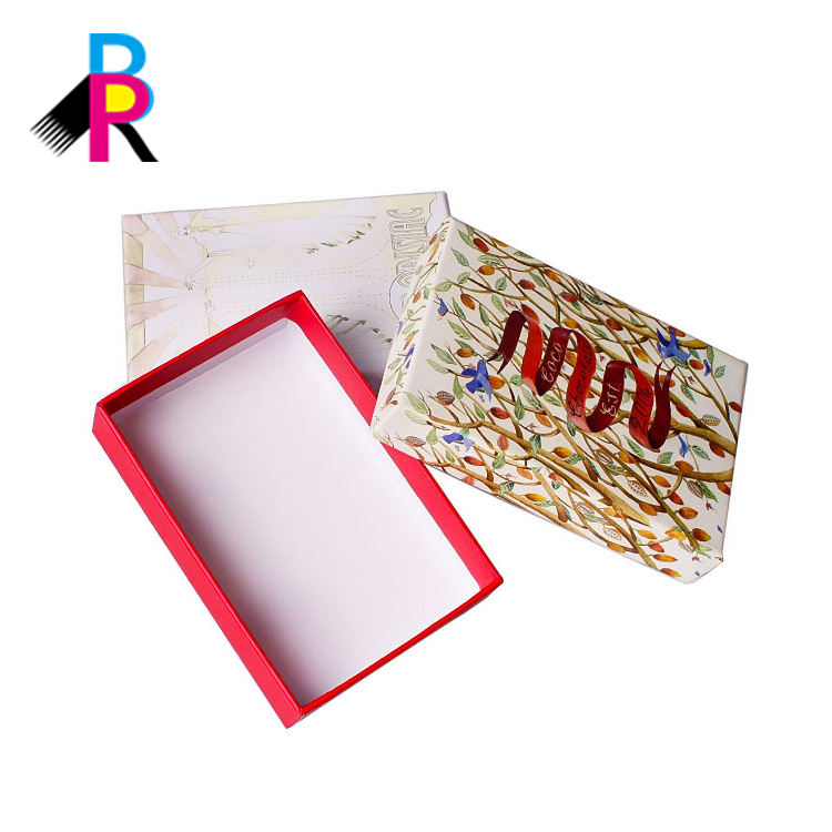 Custom Made Square Paper Packaging Chocolate Gift Box packaging For Chocolate