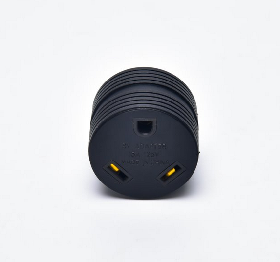 15Amp Female Power Adapter Round Dropshipping from US
