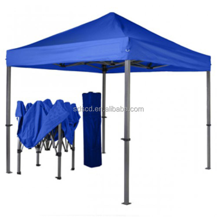 Outdoor High Quality Easy Up Advertising Folding Canopy 3x3 4x4 3x6 Tent