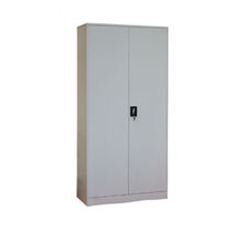 Henan Luoyang 3 point lock double door CKD metal 20 gauge office filing cabinet
