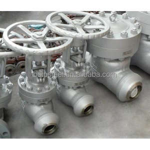 Power Station Resilient Seated Gate Valve