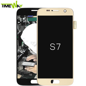 100% tested smart phone for samsung s7 phone refurbished lcd display with factory price
