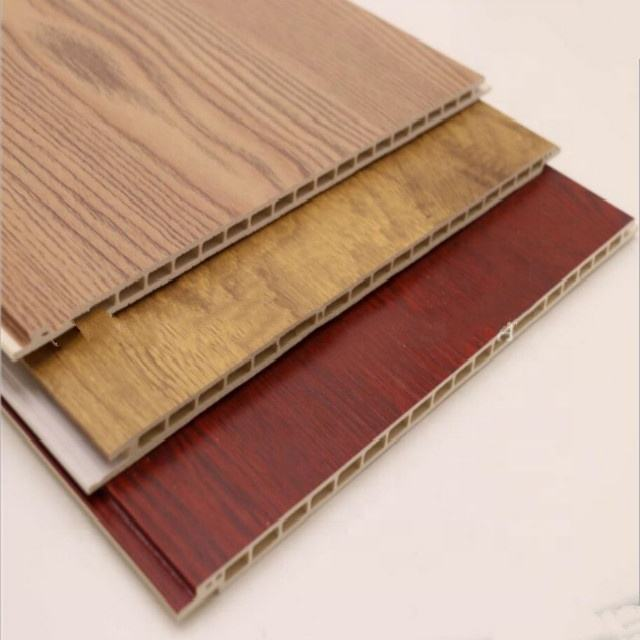 Chinese Factory Supplies Faux Wood Good Quality Plastic Pvc Ceiling & Pvc Wall Panel