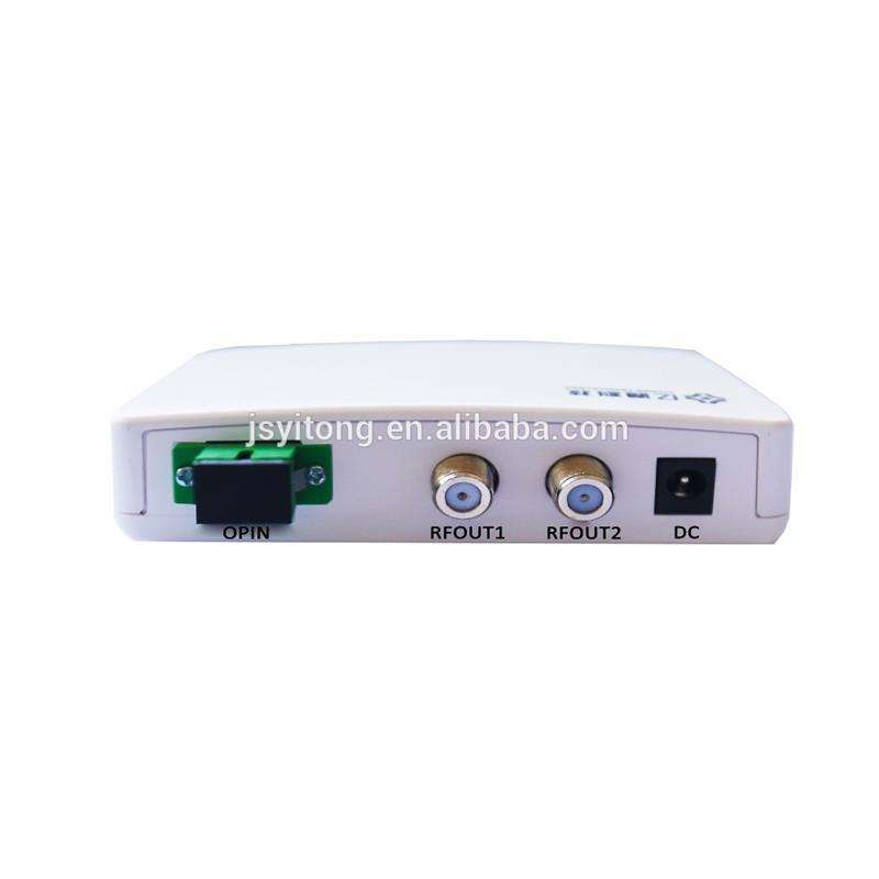 Catv wireless transmitter receiver