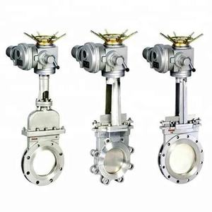 8 inch Pneumatic Stainless Steel Lug Knife Gate Valve price
