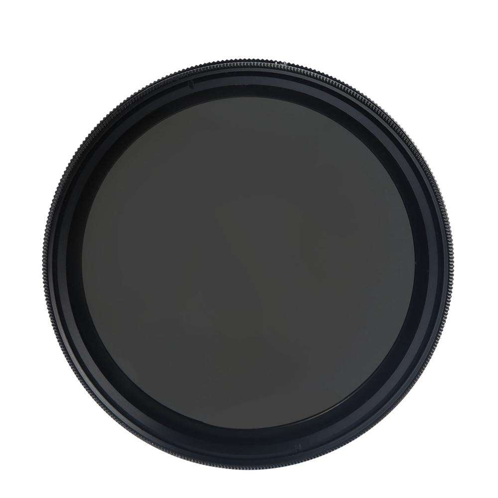 62mm Fader ND Lens Filters from ND2 to ND400 with Japan glasses have dustpoof and anti-scrach function