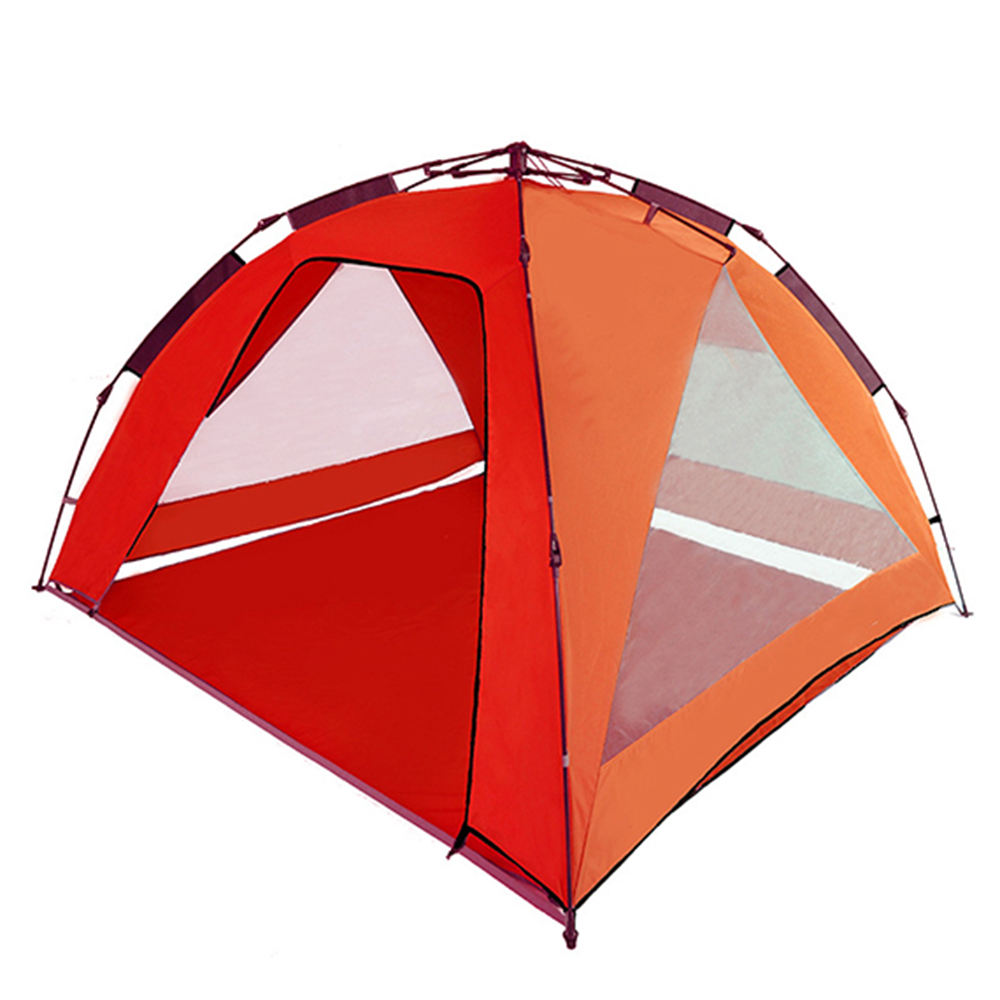 High quality sun block waterproof camping tent pyramid camping tent
