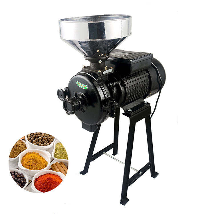 2017 trending products electric small feed mill plant appliances kitchen