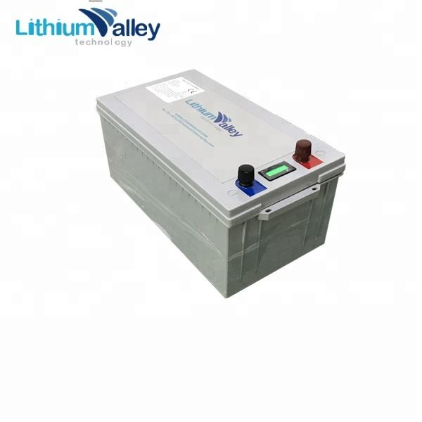 Rechargeable LiFePO4 Battery Pack 24V 100Ah Lithium ion Battery for RV/Marine/Solar /Golf cart/UPS/Camping car