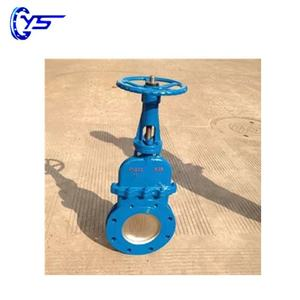 High quality Stainless Steel Bidirectional EPDM Seal Knife Gate Valve