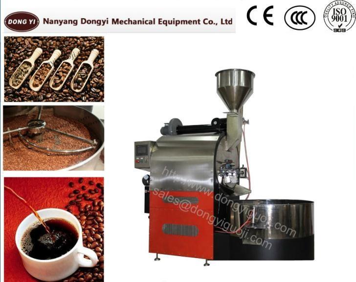 20kg en acier inoxydable dans le prix concurrentiel et de bonne qualité garanti de torréfaction de café