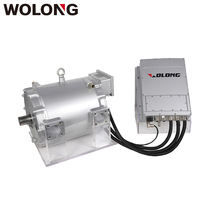 WOLONG New energy electric vehicle permanent magnet motor free energy