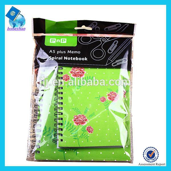 Hot Sale Customized A4 Spiral Notebook