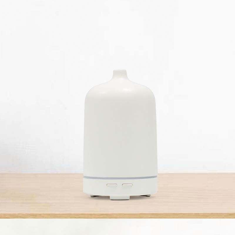 Promotional 100Ml Ceramic Ultrasonic Humidifier for radiators, Aroma Stone Fragrance Industrial Aroma Diffuser