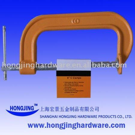 Casting Iron C clamp