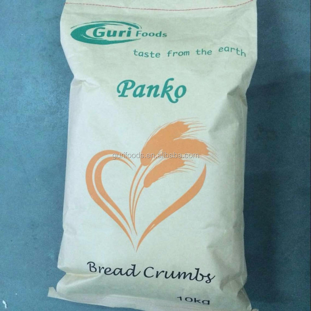 Japanese style yellow panko bread crumbs1kg