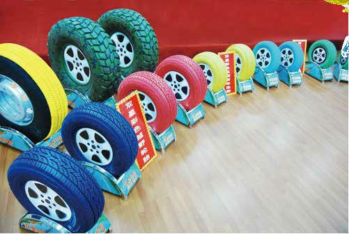 Color Tires