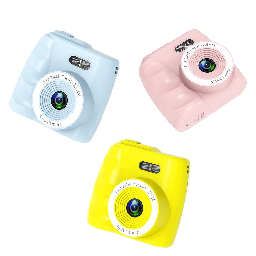 One-Stop Service [ Digital Camera ] Kids Camera 720P HD Mini Cute Video Digital Cheap Small Portable Kids Camera