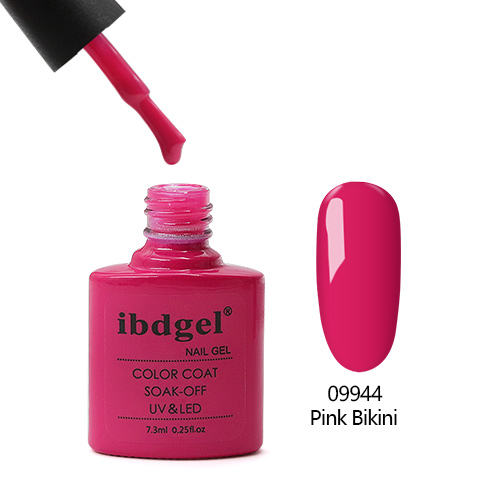 Popular Collection ibdgel Soak-Off Colorful Nail Polish UV Gel Polish Factory