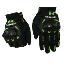 Customized Racing Motorcycle Sporting Rider Gloves