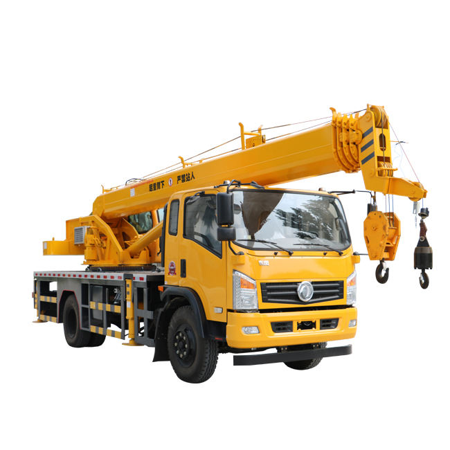 Crane for truck telescopic boom truck mounted crane truck crane 5 ton