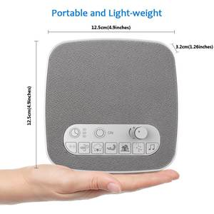 baby Aid sleeping white noise machine for relaxation