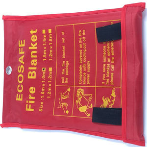 fire blanket home safety kit
