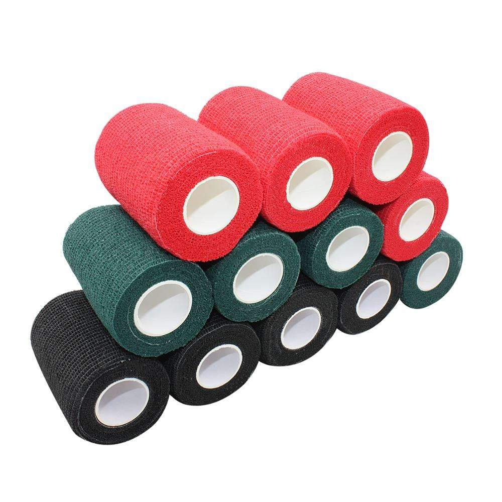 Vet Wrap Soccer Products Self Adhesive Bandage Free Samples