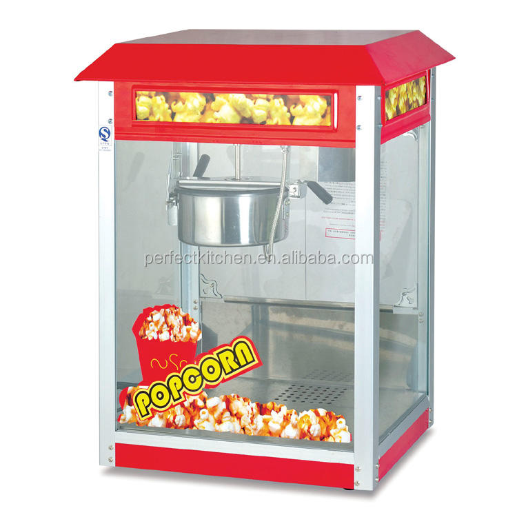 8Oz Luxury Top Commercial Popcorn Maker Machine with Cheap price