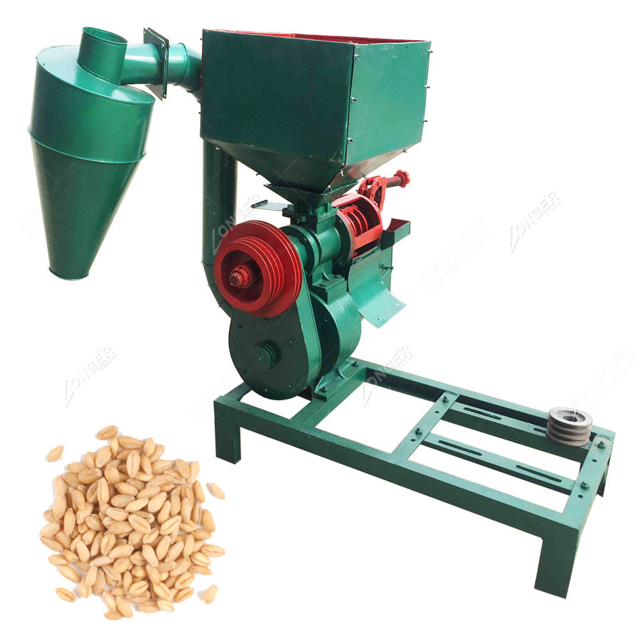 Small Food Processing Oat Hulling/Dehulling Machine for Sale