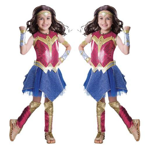 Weihnachten Halloween supper hero kostüm wonder woman fantasy cosplay kostüme