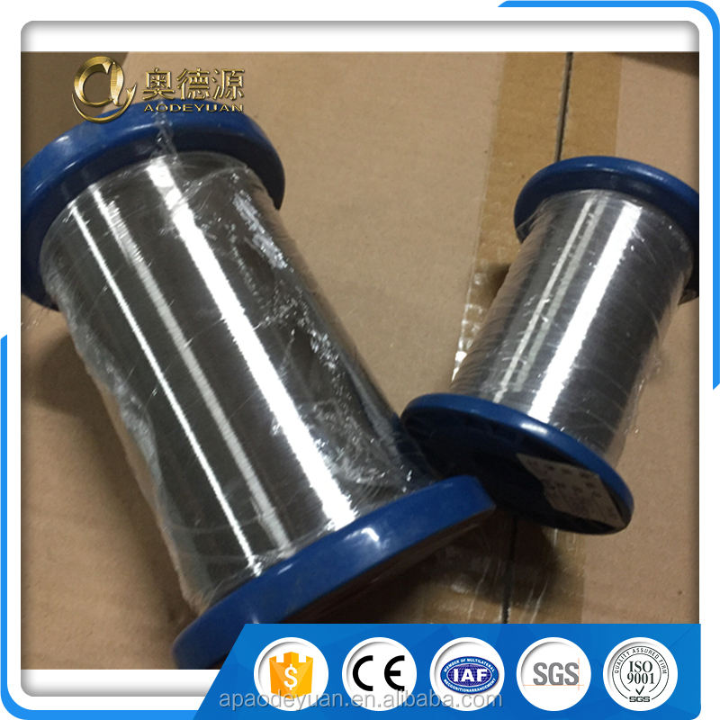 Available sample low price 316 stainless steel wire / surgical stainless steel wire