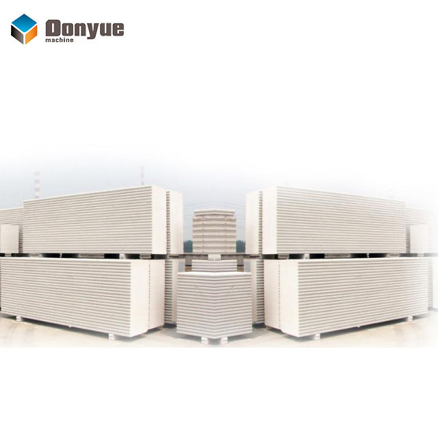 Donyue AAC wall panel for construction with GERMAN TECHNOLOGY