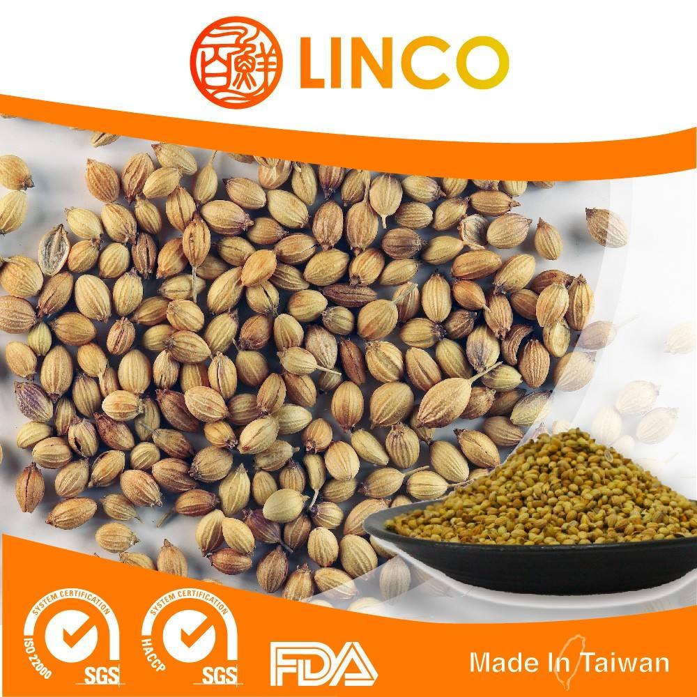 Ingred100 % Pure Fresh Сушеные Китайский Оптовая семян кориандра Цена ients