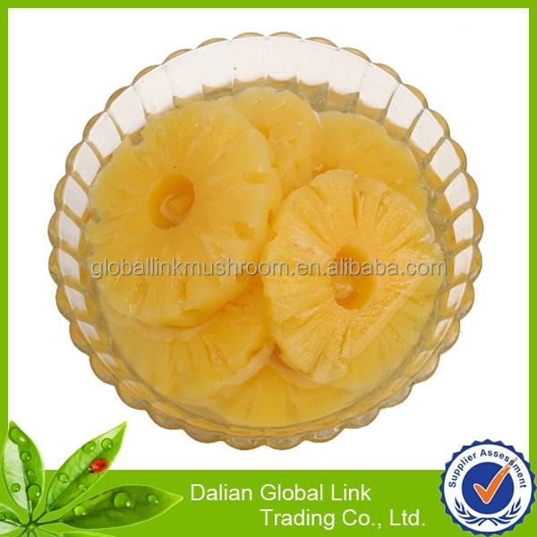Canned Pineapple (Tropical fruits)