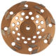Raizi 7 inch Arrow Segment concrete Diamond Grinding wheel
