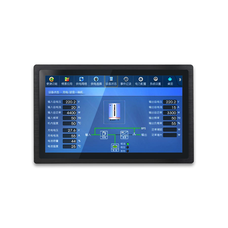 12.1 inch flat panel touch screen Linlux all in one Intel i5 computer 산업 x86 board 도매 게이밍 컴퓨터